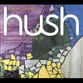 Hush Collection, Vol. 14: Live in Concert - Chamber works by Australian composers Grabowsky, Keller, Gould, Grigoryan, Rigney, Northey, Broadstock, Koehne / various artists