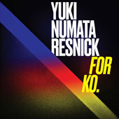 Yuki Numata Resnick Plays arrangements of J.S. Bach -