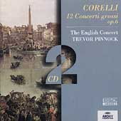Corelli: 12 Concerti Grossi Op 6 / Pinnock, English Concert