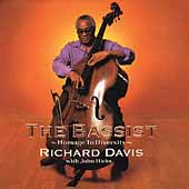 Richard Davis (Bass): The Bassist: Homage to Diversity
