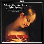 J.C. Bach: Sacred Works - Salve Regina, etc / Gaigg, et al