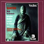 Bartok: Concerto for Orchestra, Wooden Prince, Dance Suite / Skrowaczewski
