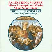 Palestrina: Masses / Phillips, The Tallis Scholars