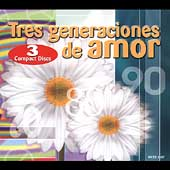 Various Artists: Tres Generaciones de Amor [Box]
