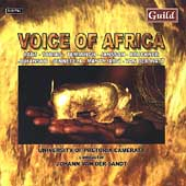 Voice of Africa / Van Der Sandt, Pretoria University Choir
