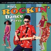 Kid's Dance Express: Kid's Dance Express: Kid's Rockin' Dance Party