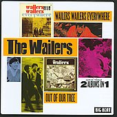 The Wailers: Wailers Wailers Everywhere/Out of Our Tree