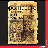 Airs Anciens - Schafer, Respighi, Warlock / Huet, Penta&#232;dre