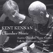 Kennan: Chamber Music / Austin Chamber Music Center