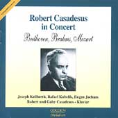 Golden - Robert Casadesus in Concert - Beethoven, etc