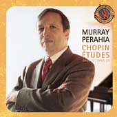Expanded Edition - Chopin: Études / Murray Perahia