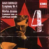 Shostakovich: Symphony no 4 / Jansons, Bavarian Radio SO