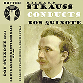 Strauss Conducts Don Quixote