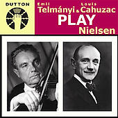 Telm&aacute;nyi & Cahuzac Play Nielsen