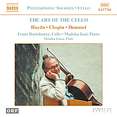 The Art of the Cello / Bartolomey, Inui, Guca