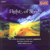 Flight of Song - Skempton, Weir, Harvey, Tippett