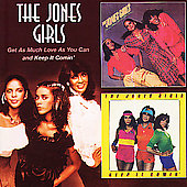 The Jones Girls: Get as Much Love as You Can/Keep It Comin'