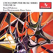 CDCM Computer Music 34 - Composer in the Computer Age Vol 9