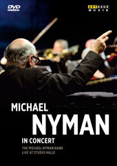 Michael Nyman In Concert / The Michael Nyman Band [DVD]