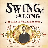 Will Marion Cook: Swing Along / Brown, Sears