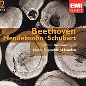 Gemini - Beethoven, Mendelssohn, Schubert / Melos Ensemble