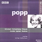 Schubert, Schoenberg, et al / Lucia Popp