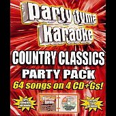Sybersound: Party Tyme Karaoke Country Classics Party Pack [Box]