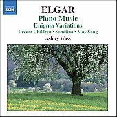 Elgar: Piano Music / Ashley Wass