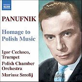 Panufnik - Homage to Polish Music / Smolij, Polish CO, et al