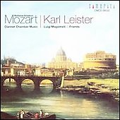 Mozart: Clarinet Chamber Music / Karl Leister