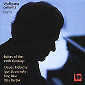 Suites of the 20th Century - Debussy, Baur, etc / Leibnitz