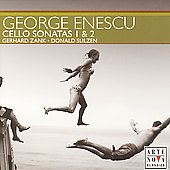Enescu: Cello Sonatas / Zank, Sulzen