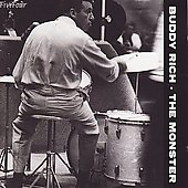 Buddy Rich: The Monster [Bonus Tracks]