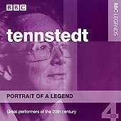 Portrait of A Legend - Tennstedt