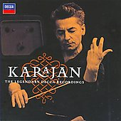 Karajan - The Legendary Decca Recordings - Brahms, Adam, etc