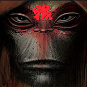 Monkey (Damon Albarn): Journey to the West [Digipak]