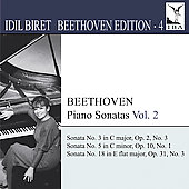 Beethoven Edition Vol 4 - Piano Sonatas Vol 2 / Idil Biret