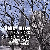 Harry Allen: New York State Of Mind