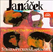 Janácek: The Diary of One Who Disappeared