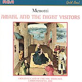 Menotti: Amahl and the Night Visitors / Schippers, et al
