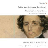 Felix Mendelssohn Bartholdy, Fanny Hensel: Piano Music on Period Instruments