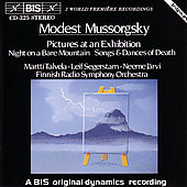 Mussorgsky:Pictures at an Exhibition, Night on Bald Mountain