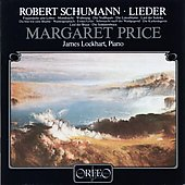 Schumann: Lieder / Margaret Price, James Lockhart