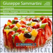 Sammartini: Concertos