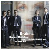 Brahms: Piano Quintet; To Songs, Op. 91 / Modigliani Quartet