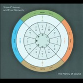 Steve Coleman & the Five Elements (Sax)/Steve Coleman (Sax): The Mancy of Sound [Digipak]