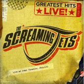 Screaming Jets: Greatest Hits Live