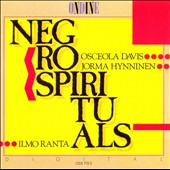 Various Artists: Negro Spirituals [Ondine]