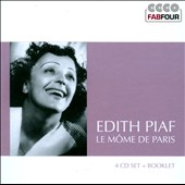 Édith Piaf: La Mome de Paris [Box]