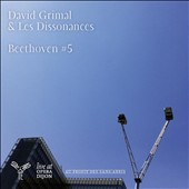 Beethoven: Symphony No. 5 / David Grimal